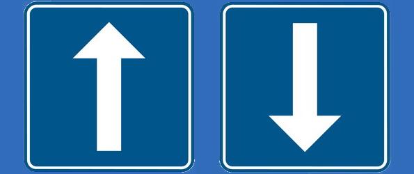 Eenrichtingsverkeer ingevoerd in Hammeshoek