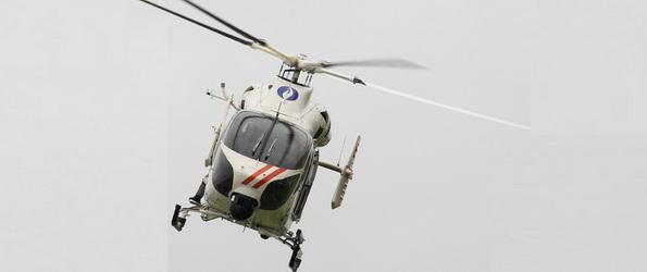 Helikopter ingezet bij zoekactie naar inbrekers
