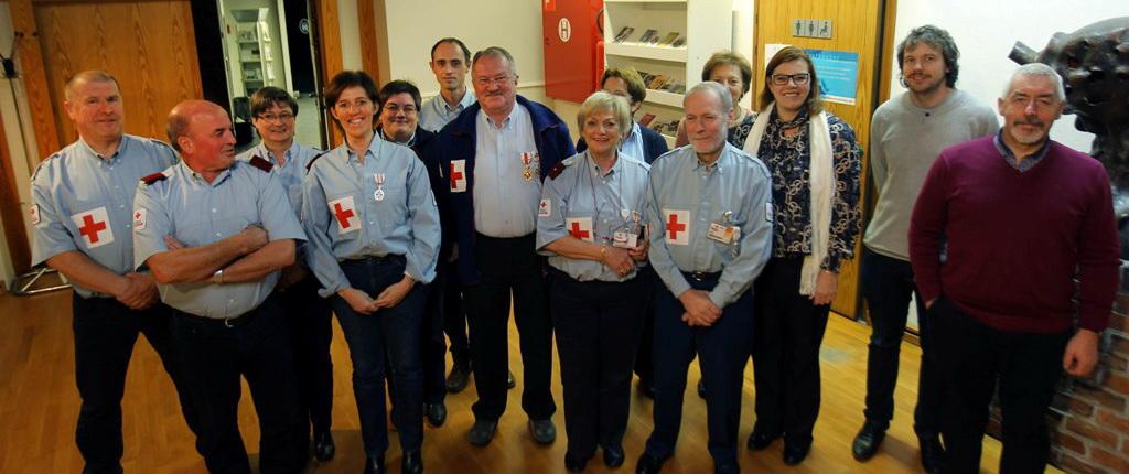 Rode Kruis-Vlaanderen zoekt crisisvrijwilligers voor sneltestcentra