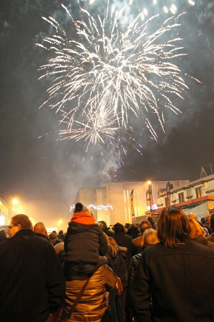 Verbod op vuurwerk, kerstboomverbranding en vuren in open lucht in Vlaams-Brabant.