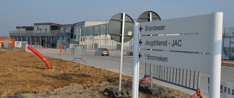 Asse opent nieuw jeugdcentrum (+ foto's)