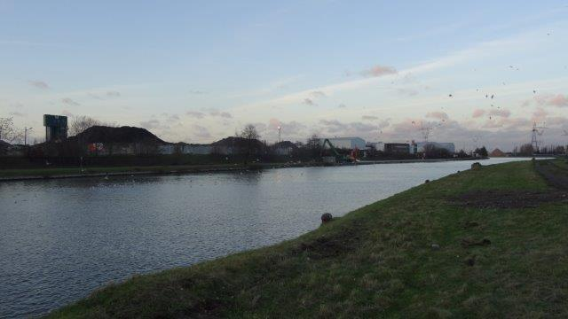 Verkeershinder op Westvaartdijk door betonaanvoer