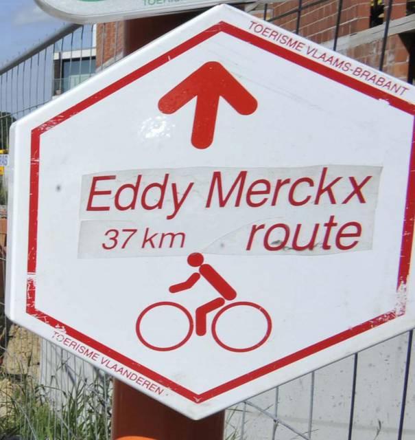 Tegen de zomer kan je opnieuw langs Eddy Merckx-route fietsen