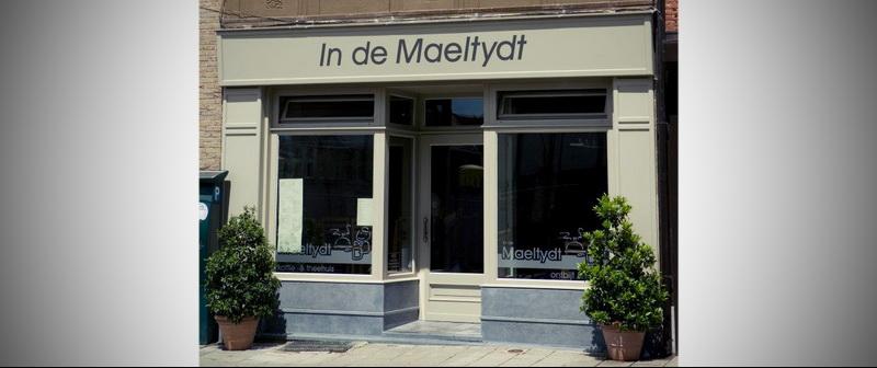 Inbrekers in restaurant 'In de Maeltydt'
