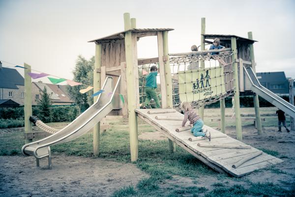Burgers krijgen inspraak over vernieuwing en inrichting van nieuwe speelterreinen
