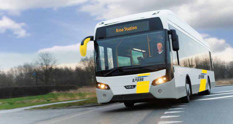 Grote controle op Lijnbussen