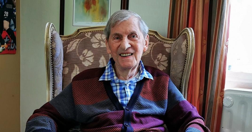 Grimbergen verliest held: Canadese oorlogsveteraan 'Sid' Cole werd net geen 101