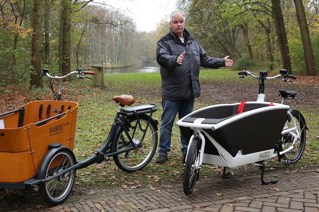 Groepsaankoop elektrische (bak)fietsen