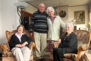 AA Vier 91 jarigen