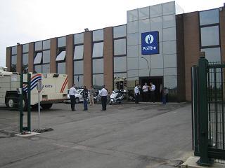 AMOW hoofdcommissariaat in Mollem opnieuw open voor de burgers