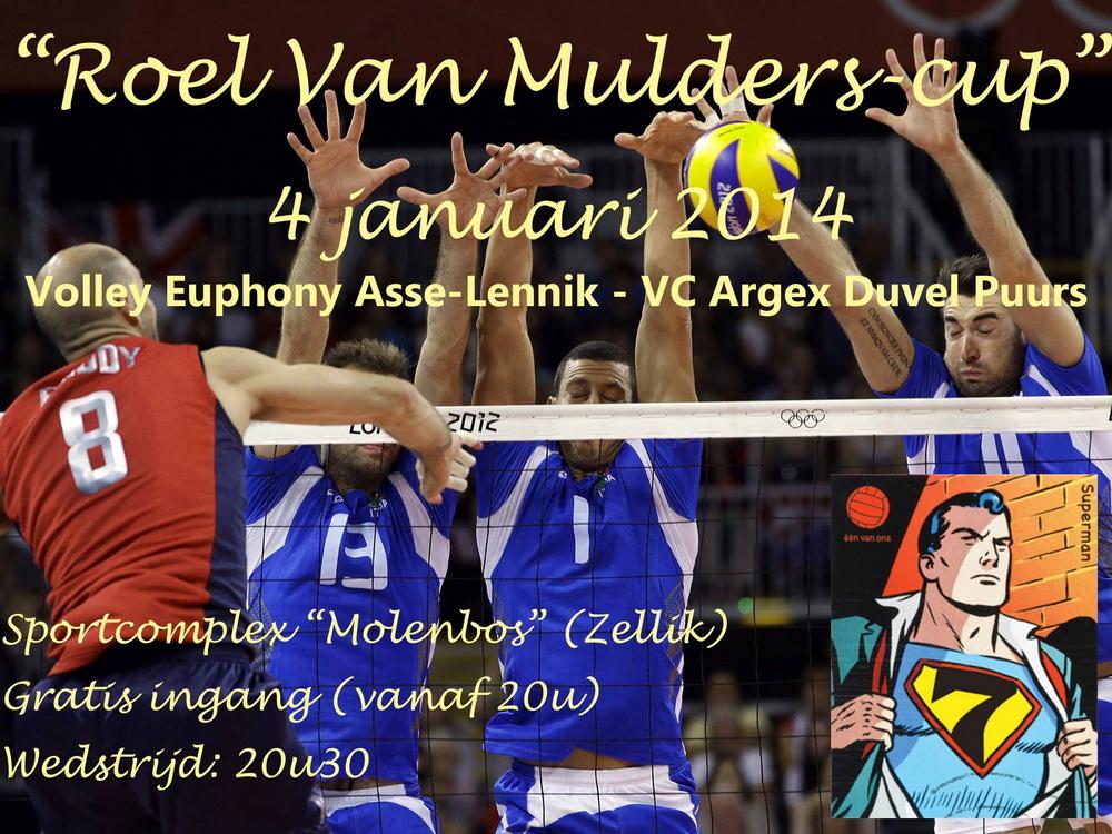 Affiche Roel Van Mulders Cup