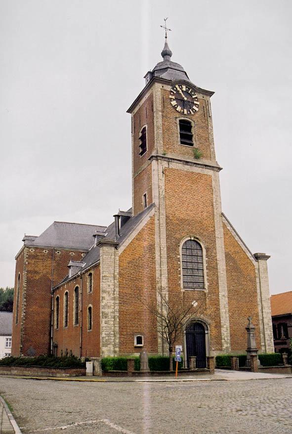 Asse Kerk Mollem
