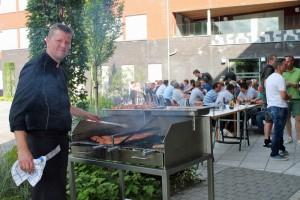 Gemeentelijke barbecue 2