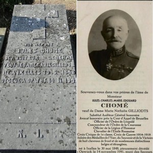 Graf Jules Chomé