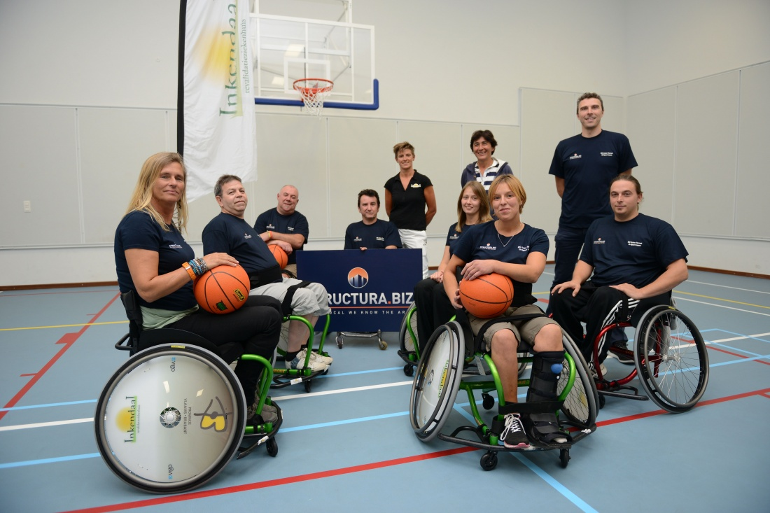 Inkendaal G Sport basket (2)