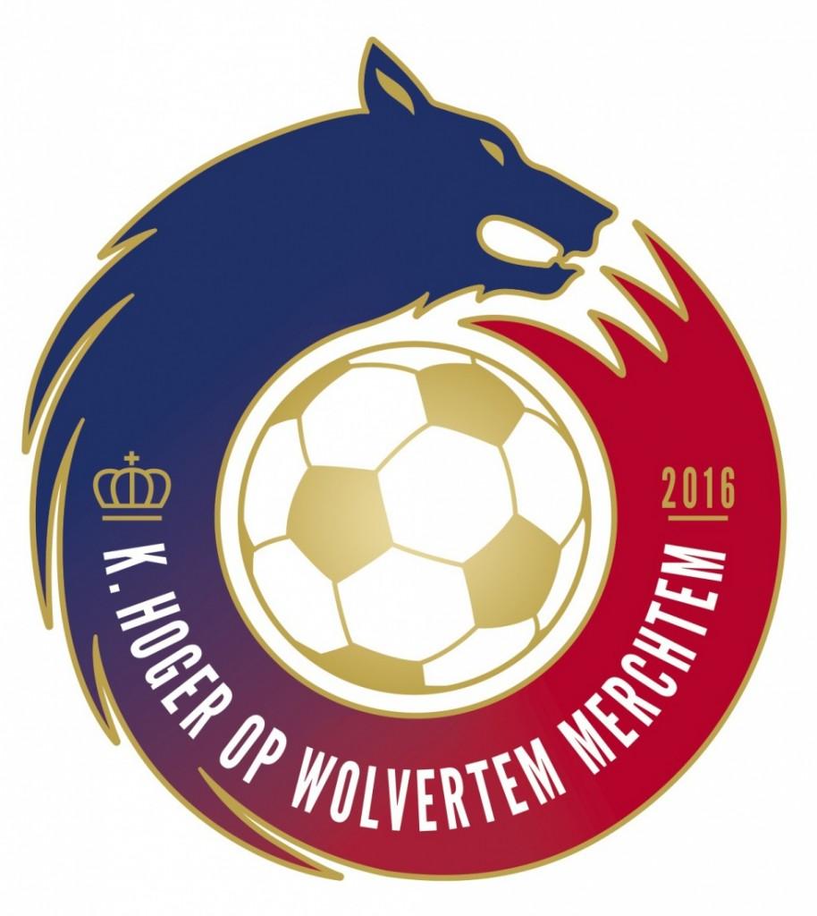 Het nieuwe logo met de nieuwe clubkleuren;