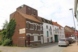 MERCHTEM: Het oude gebouw van Maalderij Meskens is een vertrouwd straatbeeld in Merchtem.