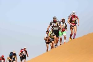 Marthon du sable