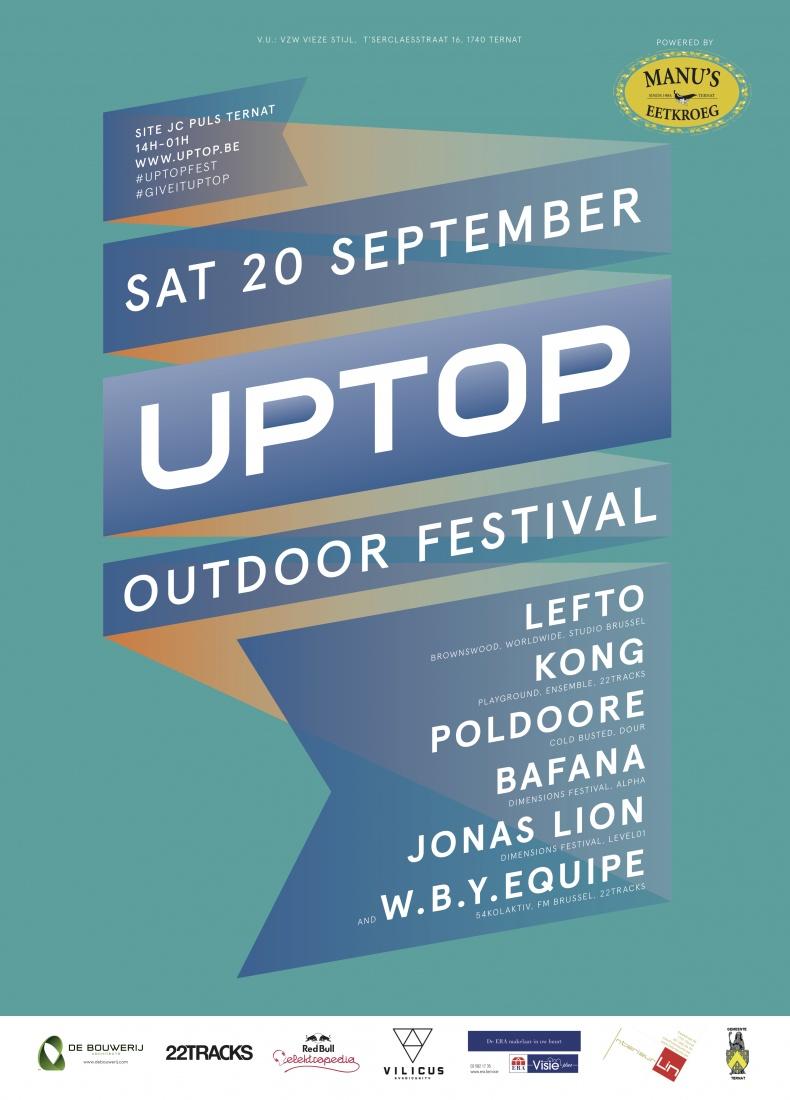UPTOP-Affiche