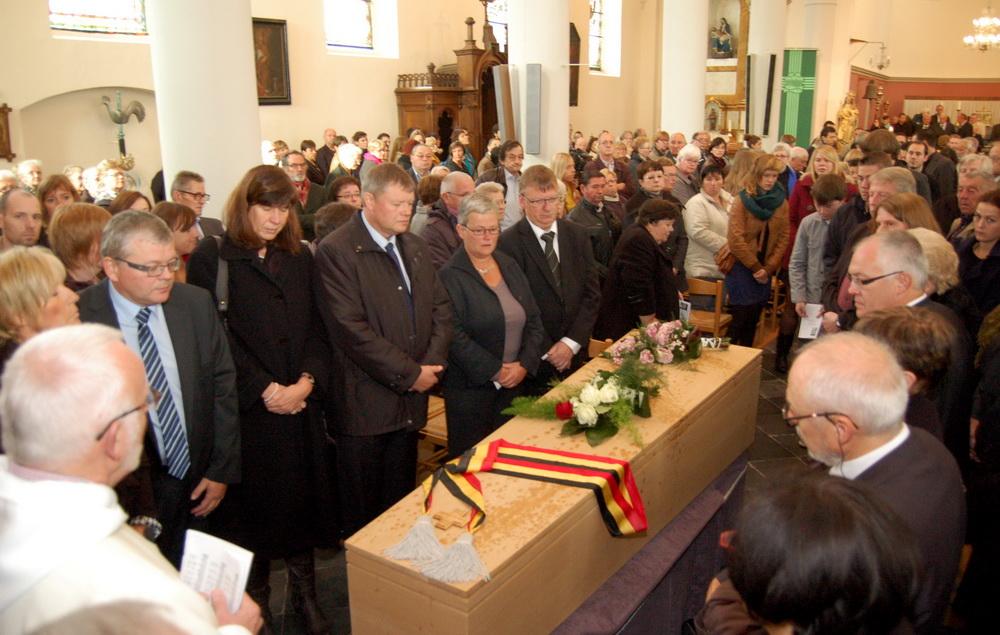 begrafenis herman van elsen