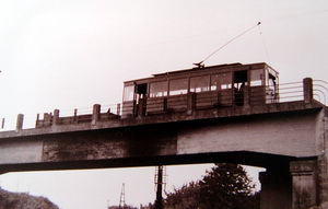 brug tramlijn tenberg asse 1