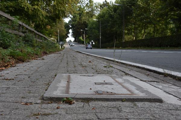 Fietspaden langs Edingsesteenweg krijgen grondig onderhoud
