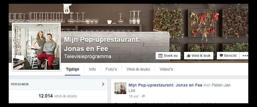 pop-up restaurant aalst facebook
