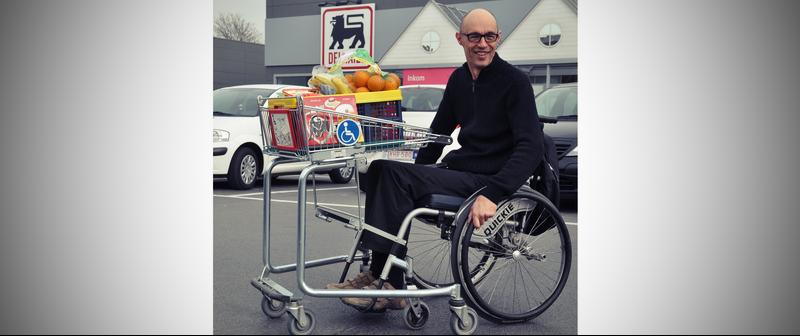 rolstoel filip verpoest