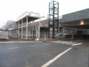 station Liedekerke nieuw station