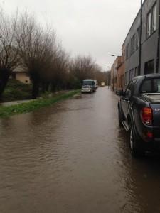 wateroverlast grimbergen 2