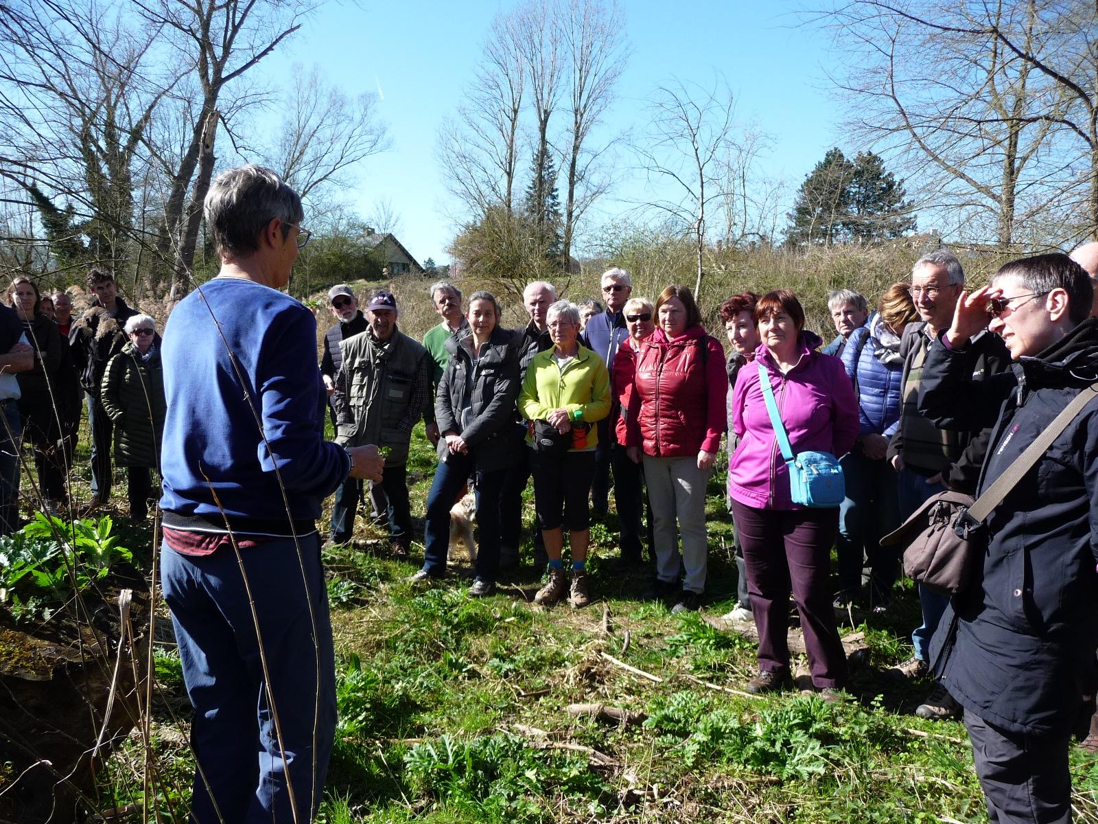 Landschapswandeling Meise/Amelgem/Ossel