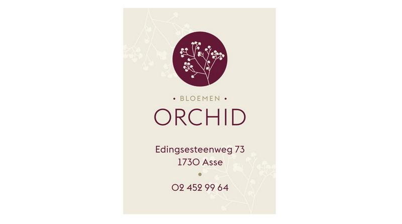 Bloemen Orchid