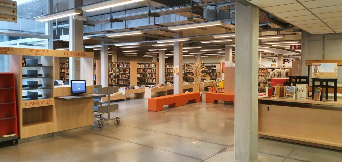 Bibliotheek Asse organiseert afhaalpunt vanaf maandag 6 april