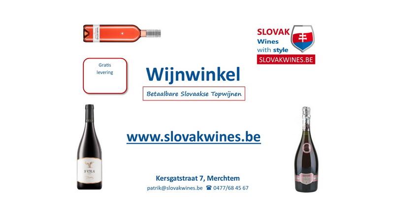 Slovakwines.be