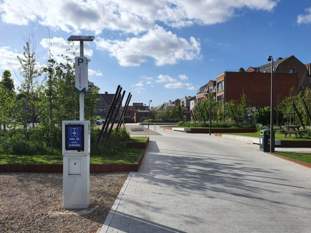 Betalend parkeren in Zellik vanaf 1 maart, betere parkeergeleiding in Asse-centrum
