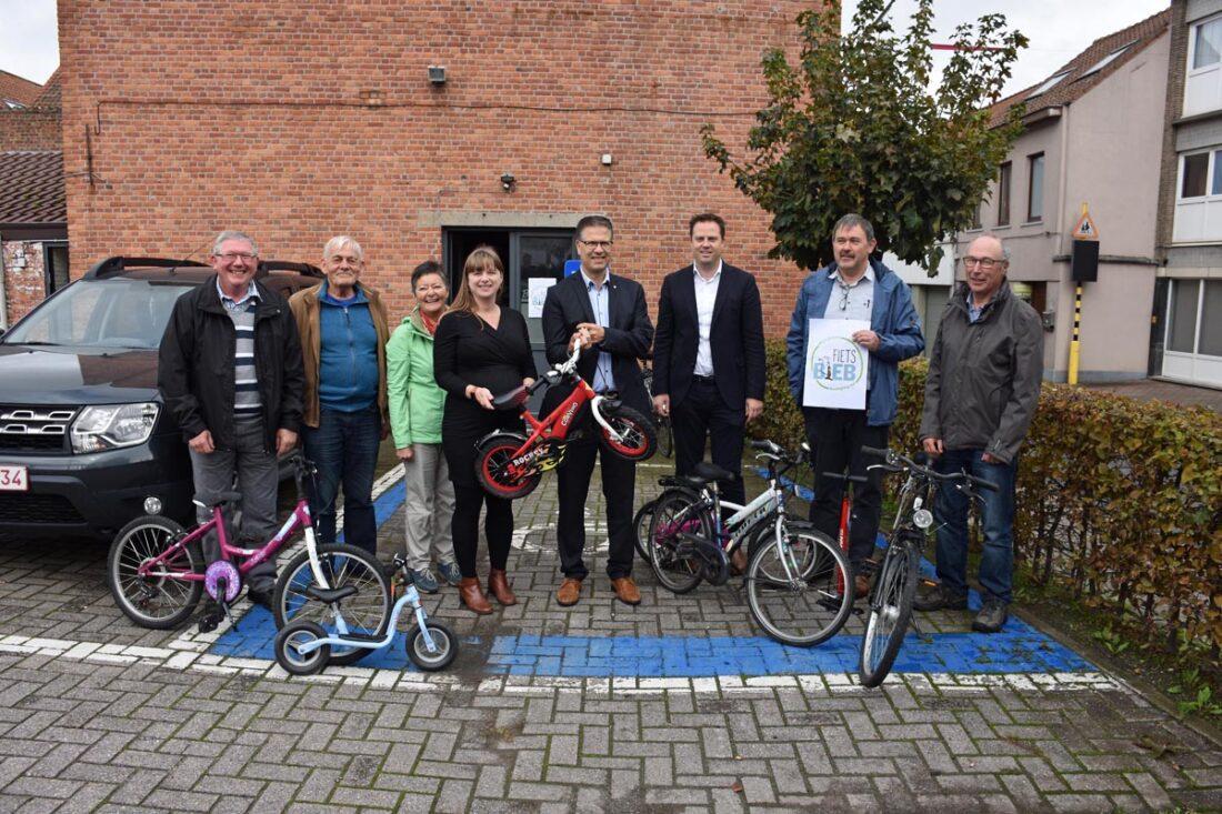 Merchtemse fietsbieb opent op 20 juni