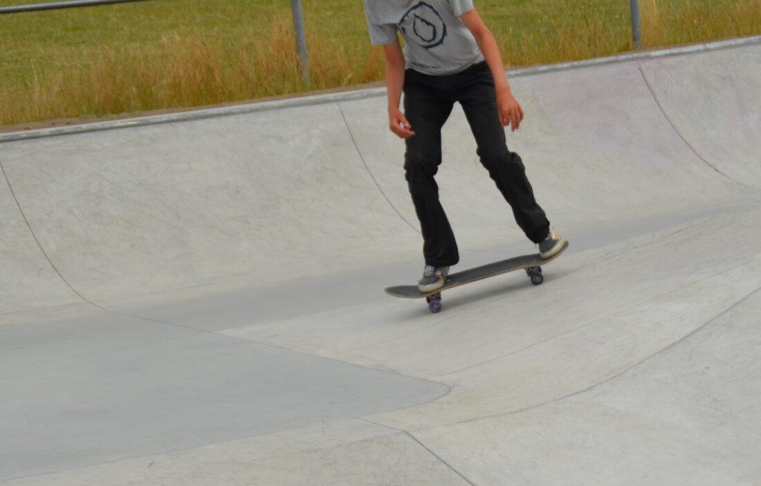 Skatepark aan het Pierebad terug open: maximaal 20 skaters toegelaten