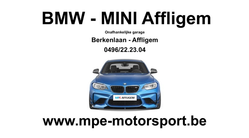 BMW Mini Affligem