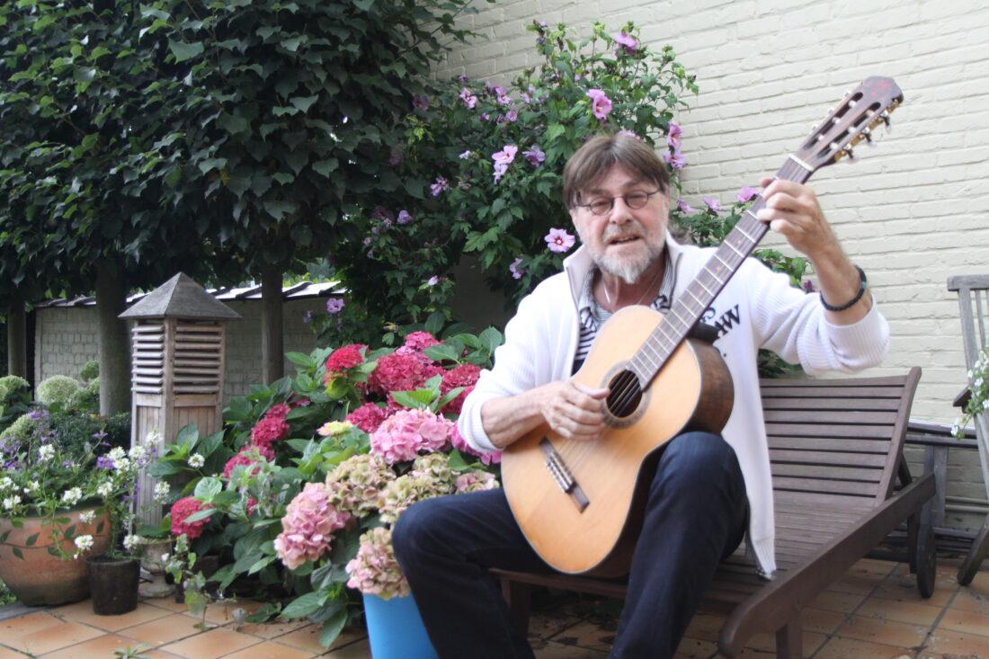 Herman 'Elegast' Van Caekenberghe wordt tachtig