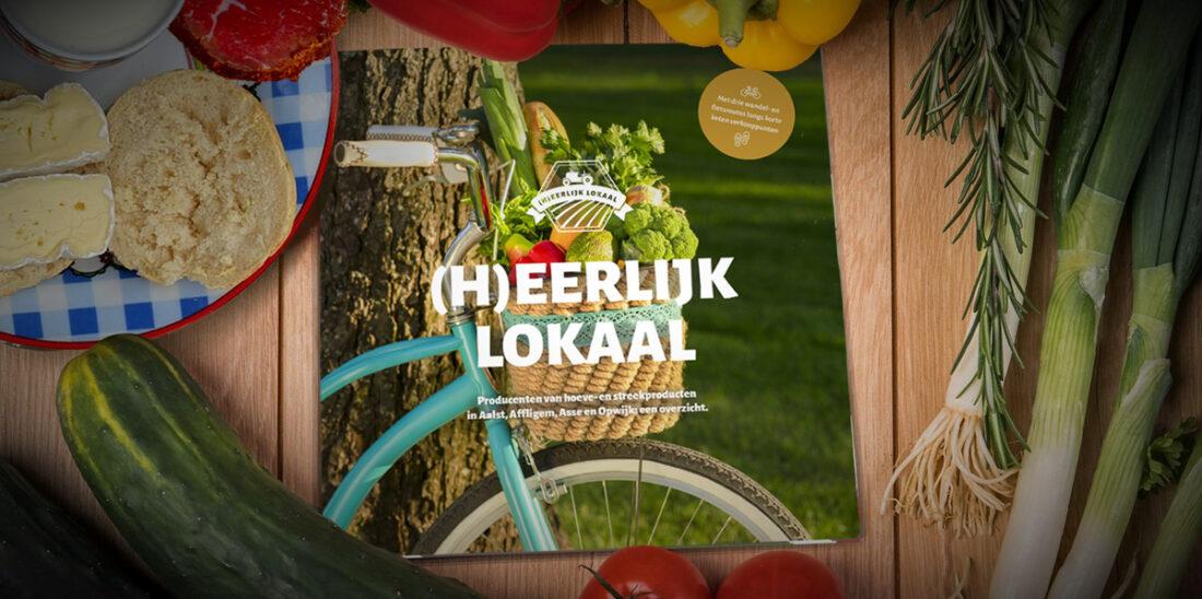 Brochure (H)eerlijk Lokaal voor Aalst, Affligem, Asse en Opwijk