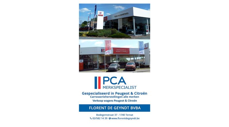 PCA garage Florent De Geyndt