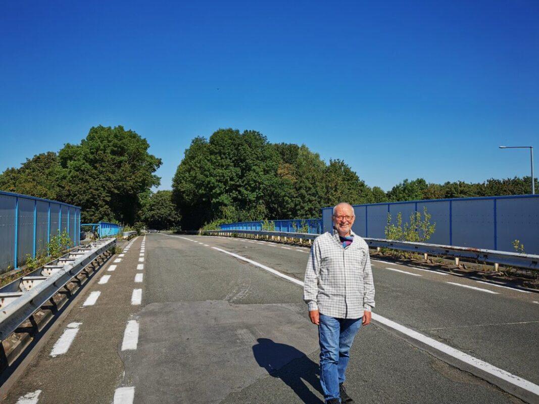 Akkoord over ecoduct op brug E19: dieren krijgen veilige verbinding tussen Floordambos naar Peutiebos