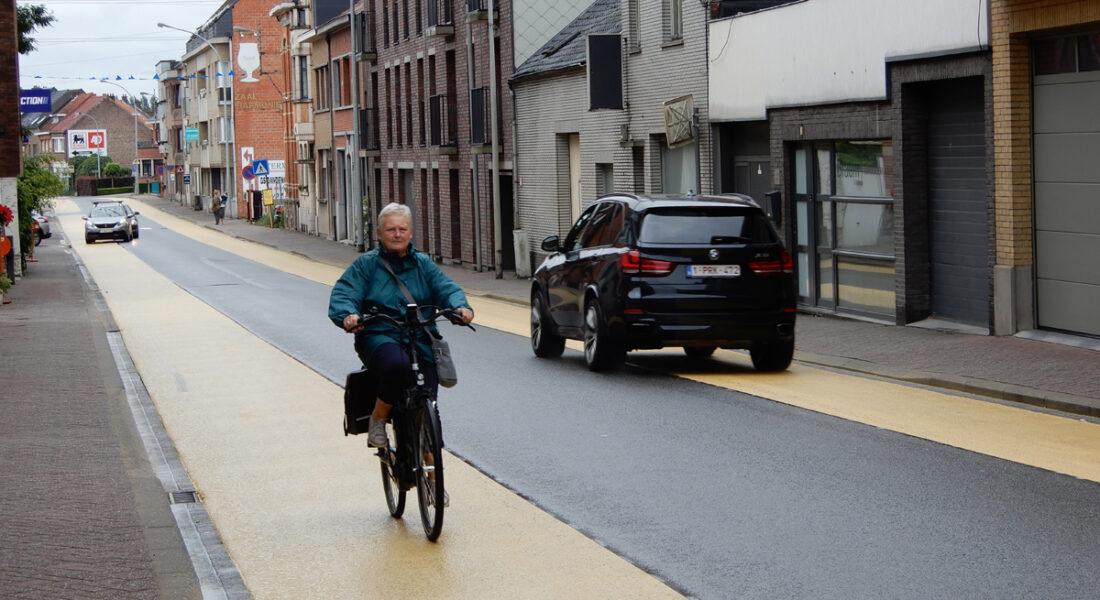 Zone 30 in centrum en niet meer parkeren in de Stoofstraat