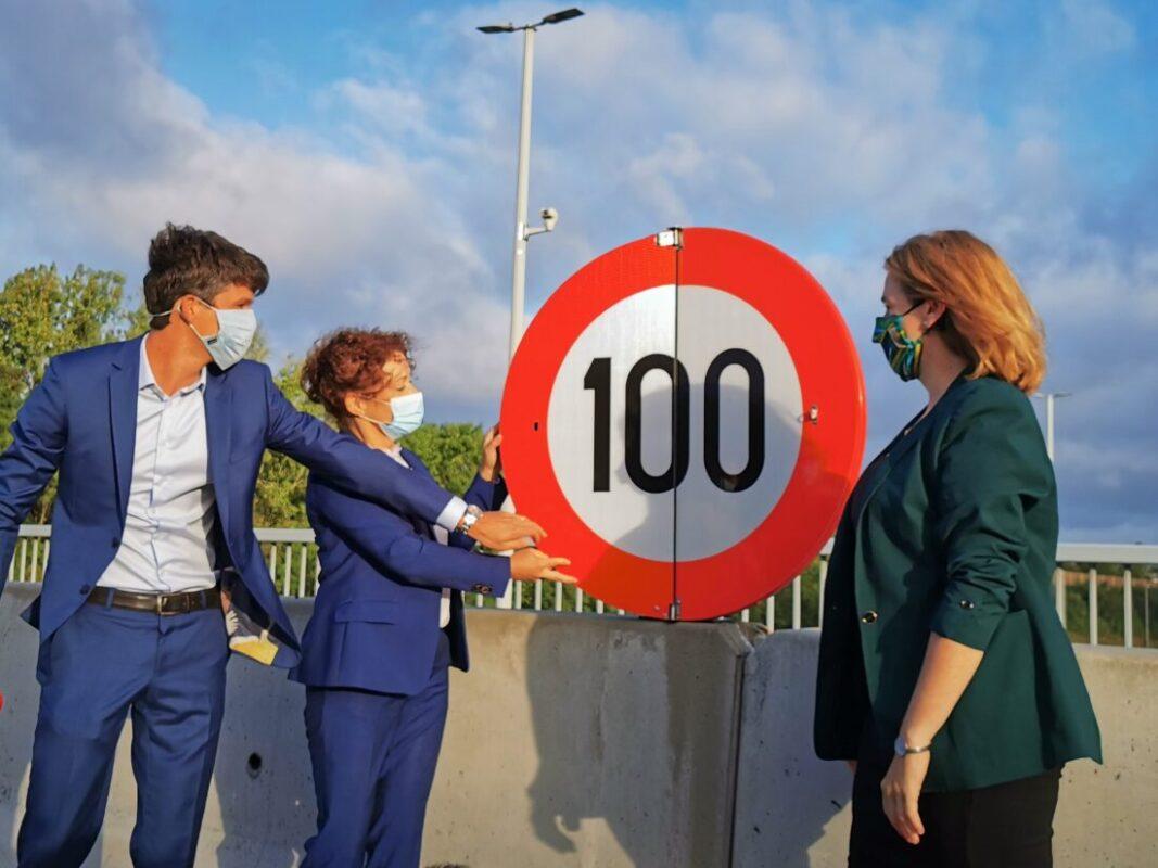 Vier maanden 100km/u op Ring: bijna 56.000 boetes uitgedeeld en 375 rijbewijzen ingetrokken