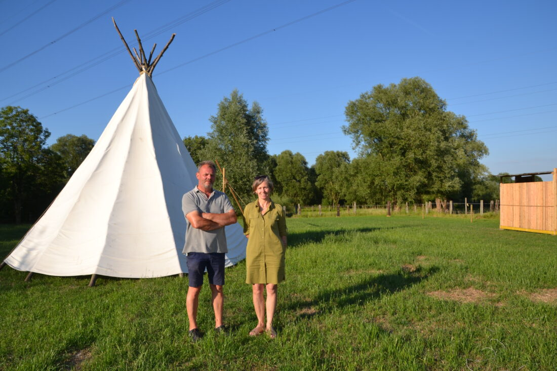 Kampeer deze zomer eens in Silence Valley in Walfergem