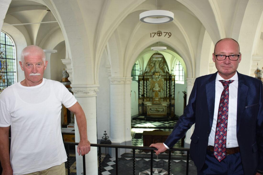 Kerk Ossel is als nieuw