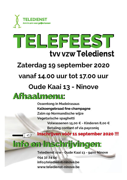 Telefeest 2020