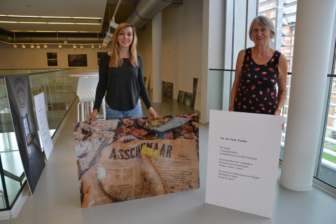 Cultuurseizoen eindelijk opnieuw op gang getrapt met tentoonstelling 'Er was eens'