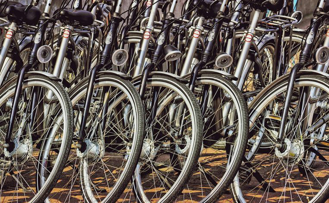 Politiezone KLM houdt labelactie tegen fietsdiefstallen