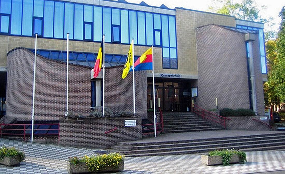 Gemeentehuis Liedekerke dicht door corona